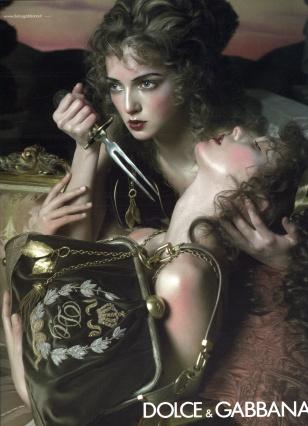 Dolce&Gabbana-photo Steven Meisel